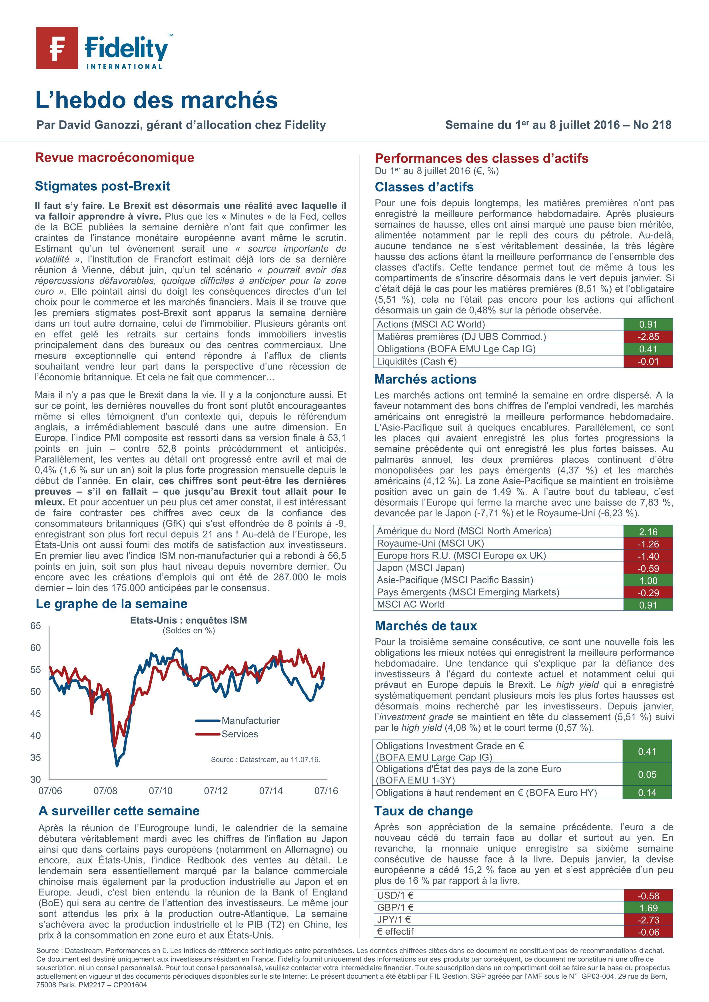 Fidelity - #218 L'hebdo des marchés - Stigmates post-Brexit - Particuliers_01